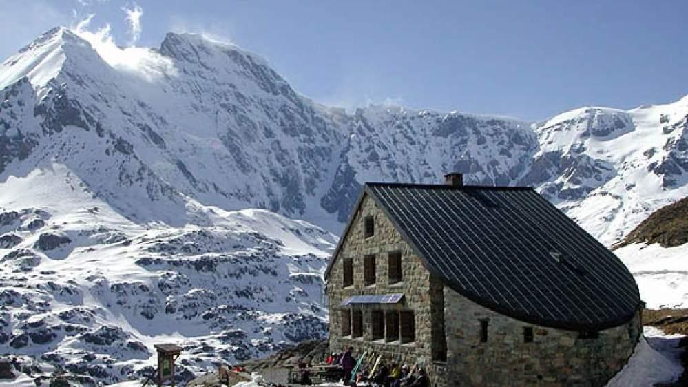 La cabane de Chanrion n'ouvrira pas cet hiver, ce qui ne sera pas sans conséquence pour d'autres cabanes figurant sur le tracé de la Haute Route.