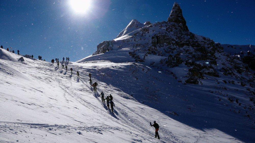 """""""Encordés"""" a chamboulé le public chinois, captivé par le ski-alpinisme encore méconnu dans le pays."""