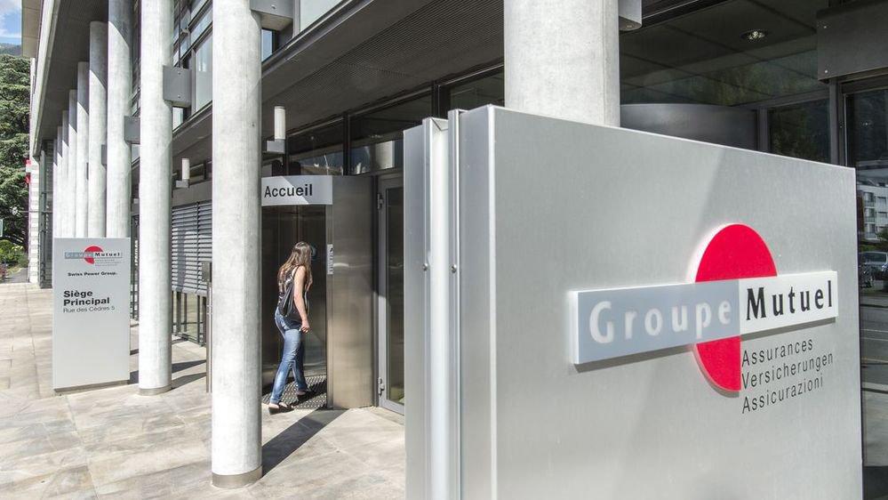 Le Groupe Mutuel a perdu des assurés pour la troisième année consécutive.