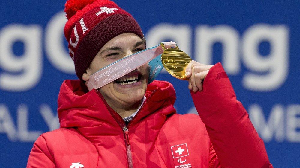 Personne ne s'attendait à ce que Théo Gmür remporte deux médailles d'or dans une discipline où son expérience était très réduite.