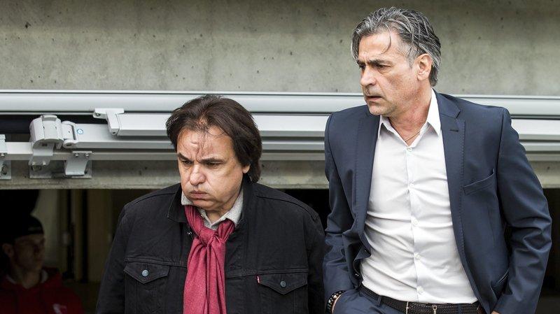 Le FC Sion et Maurizio Jacobacci: la séparation paraît inéluctable