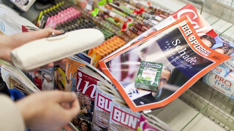 Le National veut lutter contre la cherté des magazines étrangers