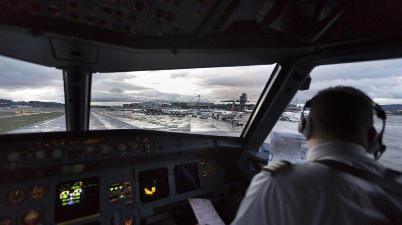 Allemagne: le copilote d'un avion arrêté pour ivresse avant le décollage à Stuttgart