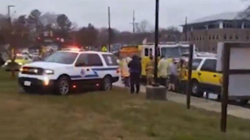 Des coups de feu ont été tirés dans un lycée de la ville de Great Mills, dans le Maryland, à 90 minutes de la capitale des Etats-Unis.