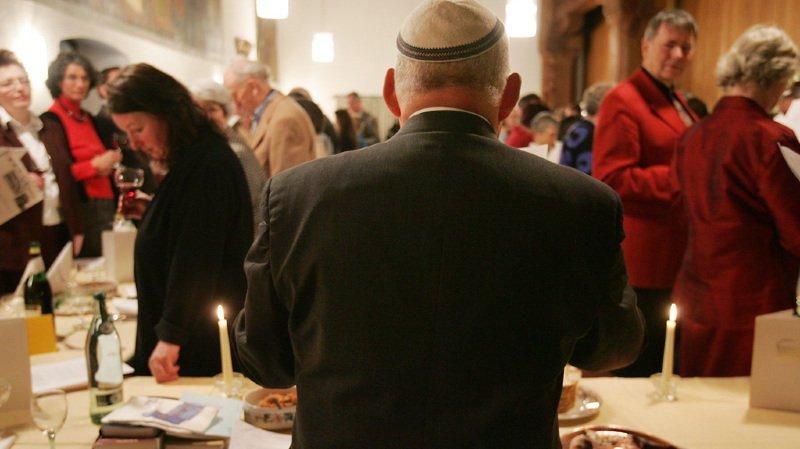 A trois reprises, des personnes juives ont été agressées physiquement en raison de leur confession religieuse, indiquent mercredi la FSCI et la GRA dans leur rapport annuel. (illustration)