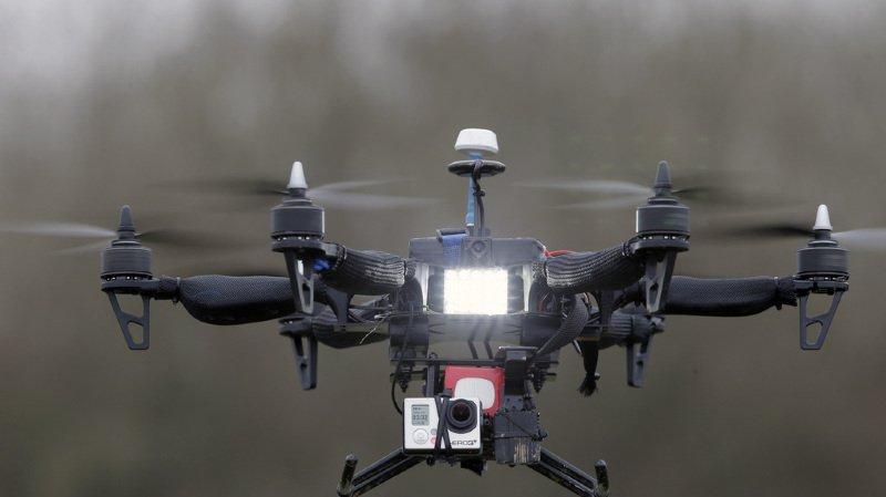 Italie: un ingénieur suisse arrêté pour avoir produit un système anti-drone
