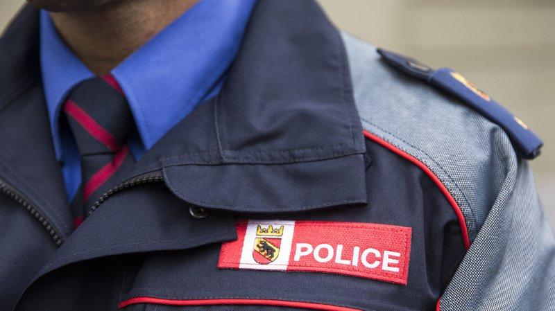 Berne: ils tentent d'échapper à un contrôle de police et provoquent un accident