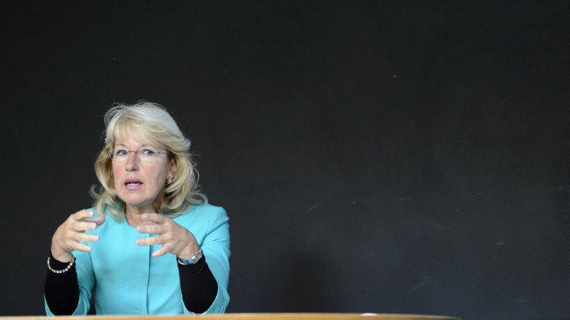 La conseillère d'Etat vaudoise Jacqueline de Quattro veut faire toute la lumière sur cette sombre affaire.