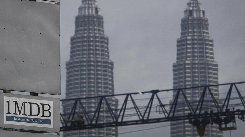 Le Premier ministre malaisien Najib Razak et son entourage sont accusés de s'être enrichis de plusieurs centaines de millions de francs en détournant de l'argent du fonds souverain 1MDB.