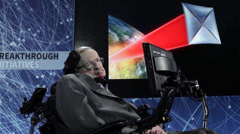 Stephen Hawking en quelques citations