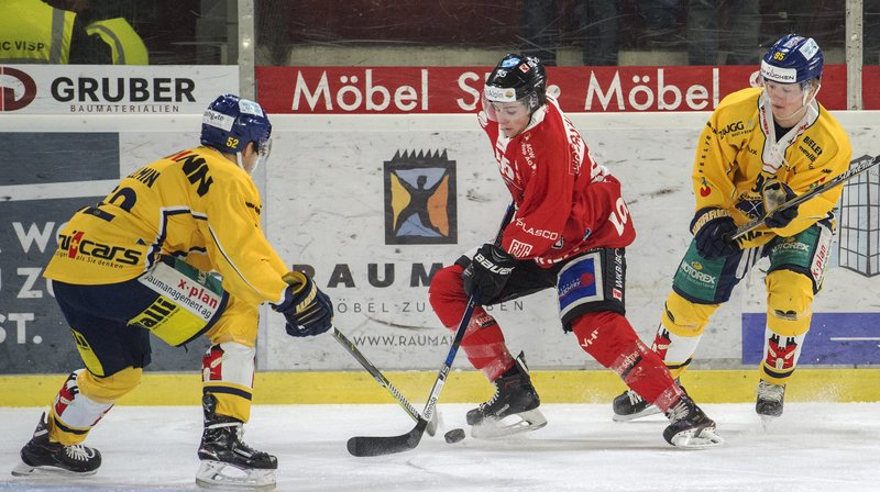 Hockey: fin de saison pour le HC Viège
