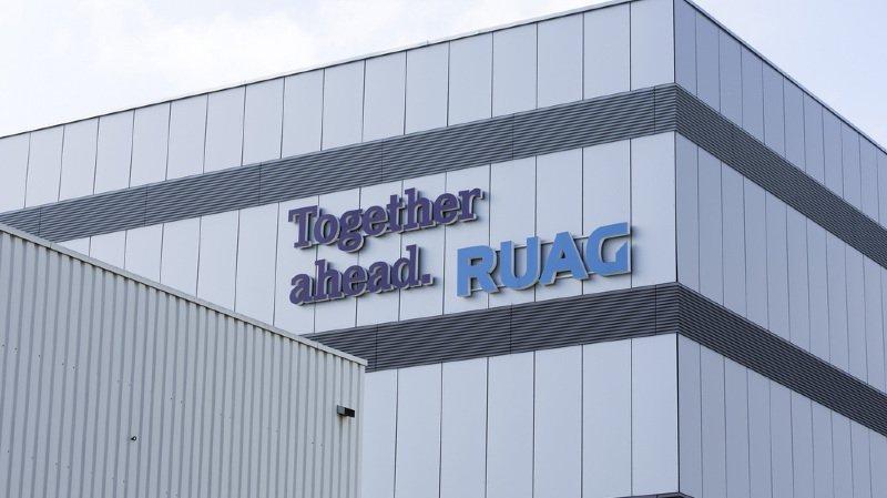 Perquisition chez Ruag en lien avec des accords d'armement avec la Russie