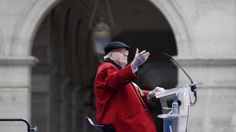 Nouveau dérapage homophobe de Jean-Marie Le Pen