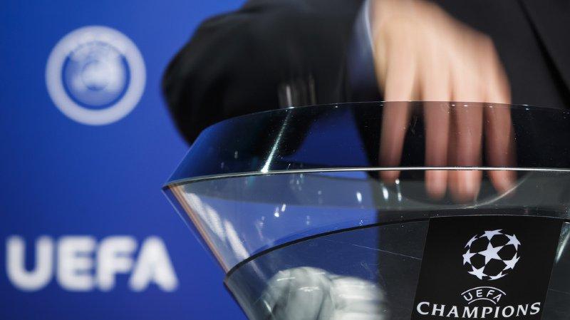 Ligue des champions: un choc entre la Juventus et le Real Madrid en quarts de finale