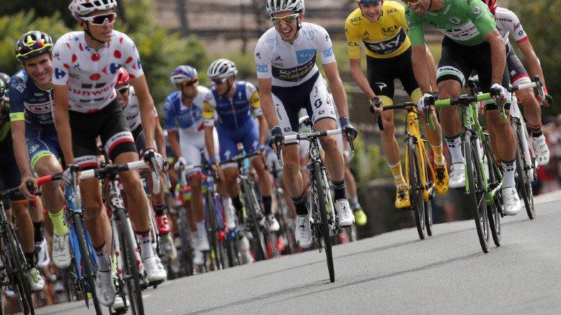 Cyclisme: le Tour de France 2020 partira de Nice
