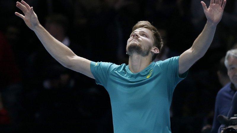 Tennis: en attendant la signature de Wawrinka, le Geneva Open s'offre le Belge David Goffin, numéro 7 mondial