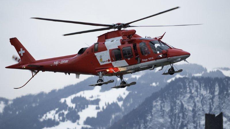 Vaud: un guide gravement blessé après une chute en montagne