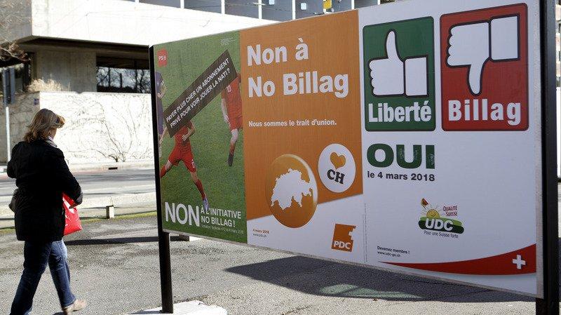 L'initiative No Billag balayée par le peuple, le nouveau régime financier plébiscité