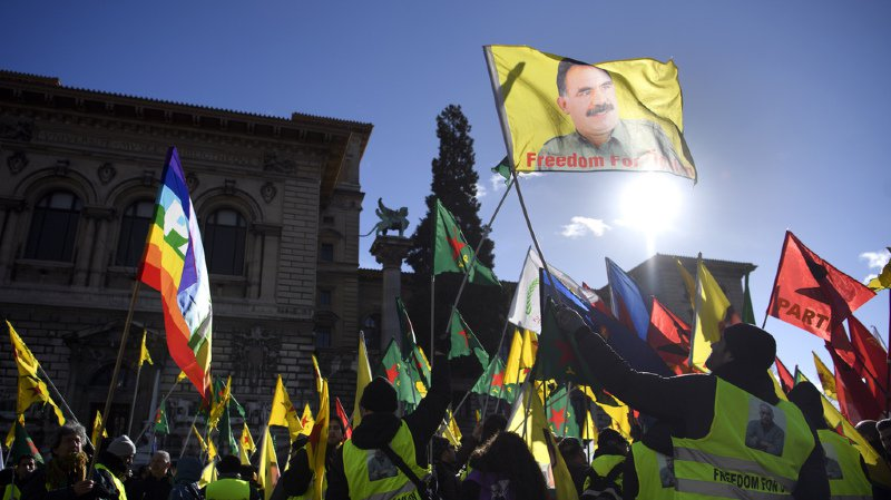 Genève: une rixe entre des Kurdes et un Turc pendant une manifestation fait trois blessés
