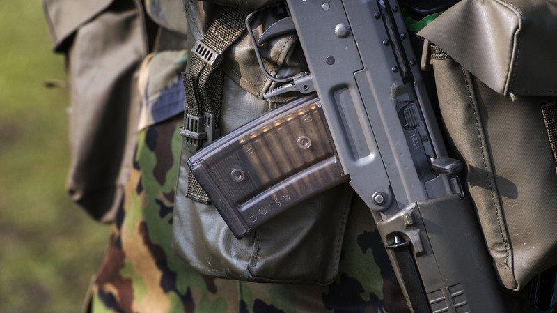 Les militaires ont accompli l'an dernier 5,57 millions de jours de service, soit 350'000 jours de moins qu'en 2016.