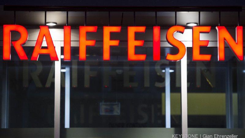 Bâle: des malfrats cambriolent 22 coffres-forts d'une banque Raiffeisen
