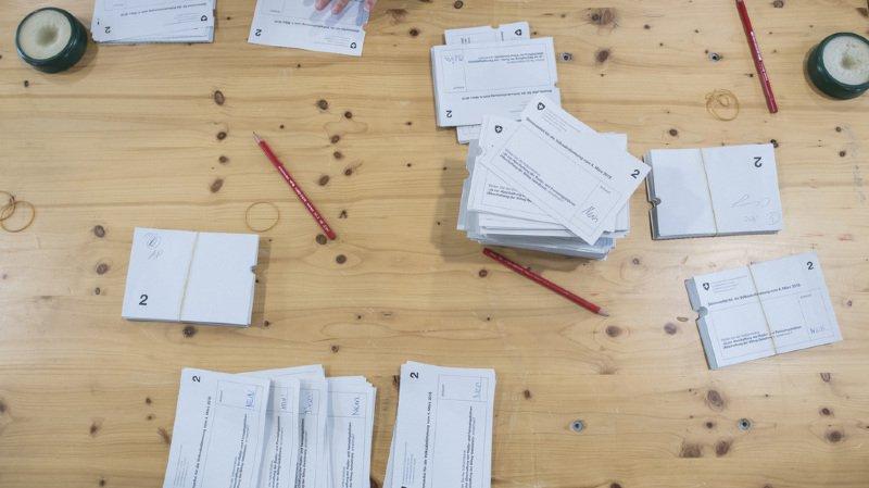 Votations alémaniques: pas de droit de vote à 16 ans et pas de repas véganes