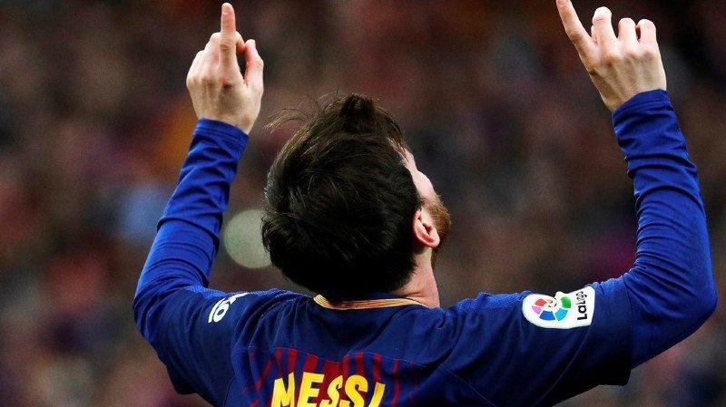 """Lionel Messi: """"Bienvenue Ciro!!! Grâce à Dieu, tout s'est parfaitement déroulé. Lui et sa maman vont très bien. Nous sommes super heureux!!!"""""""