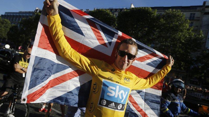 Bradley Wiggins est accusé d'avoir utilisé de puissants corticoïdes pour remporter le Tour 2012
