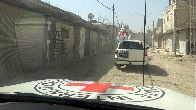 Syrie: livraison d'aides écourtée dans la Ghouta, où le régime progresse