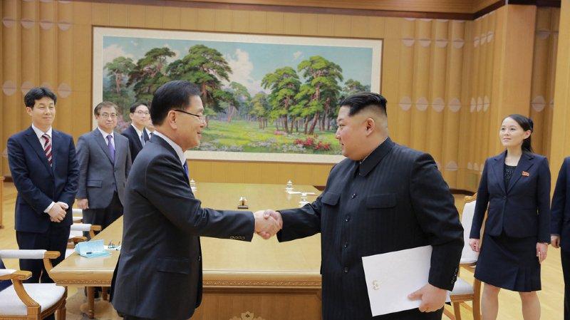 Corées: le Nord et le Sud organiseront une rencontre officiel à la frontière en avril