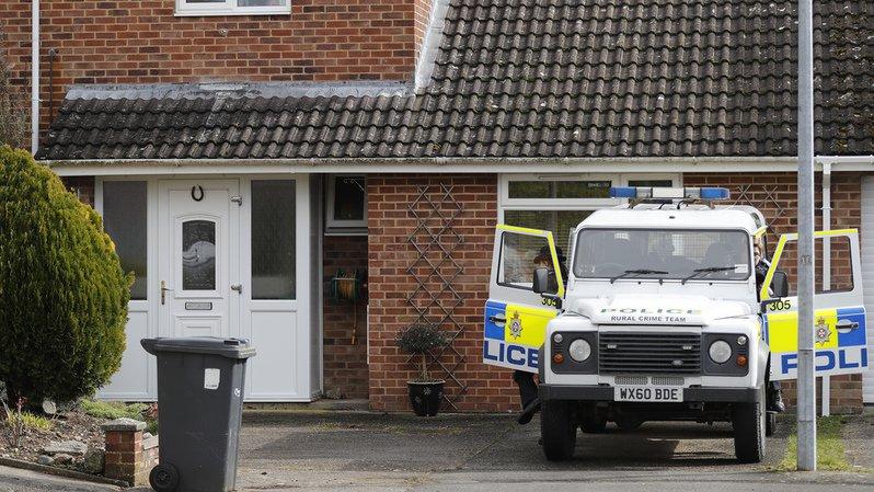Les experts ont déterminé que la plus haute concentration de l'agent neurotoxique se trouvait sur la porte d'entrée du domicile de l'ex-espion russe.