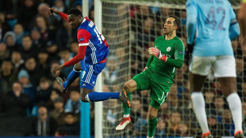 Football: le FC Bâle l'emporte 2 à 1 face à Manchester City mais est éliminé de la Ligue des champions