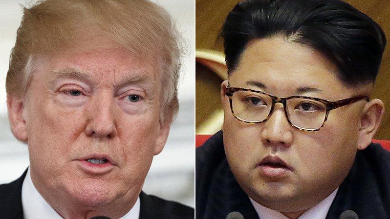 La Suisse salue l'annonce d'une rencontre Kim-Trump et se dit prête à l'accueillir