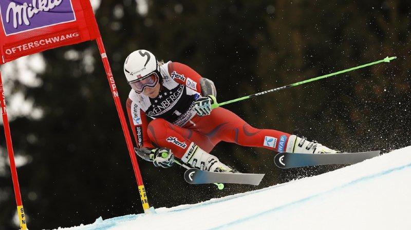 Ski alpin: première victoire pour Ragnhild Mowinckel, Wendy Holdener 14e