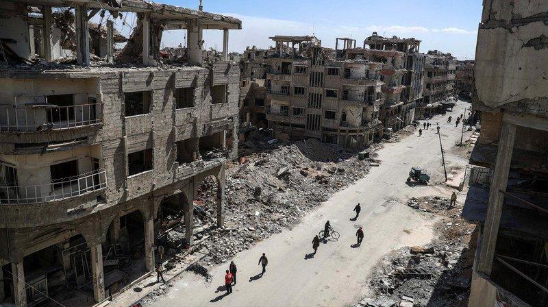 Plus de 12.000 civils ont fui l'enclave rebelle dans la Ghouta — Syrie
