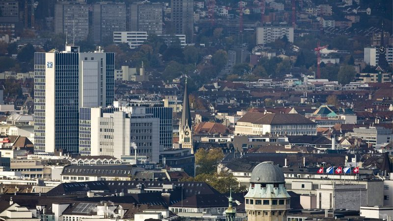 Vienne en tête, Zurich 2e — Qualité de vie