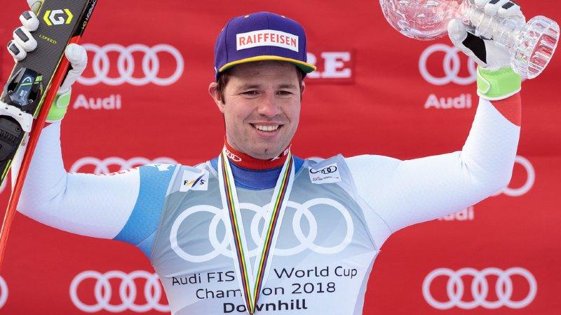 Ski alpin: trois questions à Beat Feuz après son globe de cristal