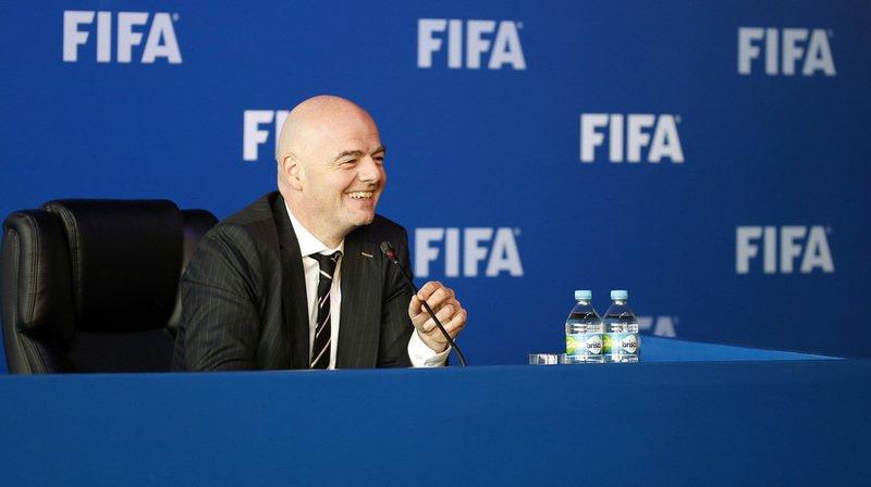 Football: la FIFA valide l'utilisation de l'arbitrage vidéo pour la Coupe du monde 2018