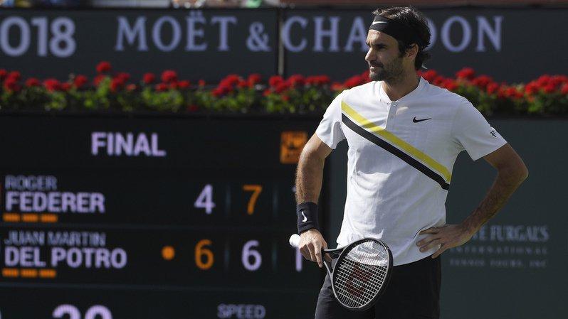 Tennis: Roger Federer débutera samedi durant la journée à Miami