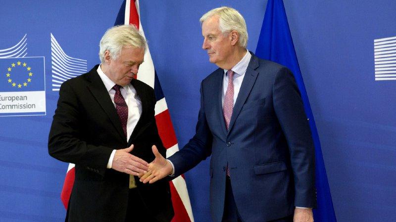 Brexit: accord sur une période de transition post-Brexit