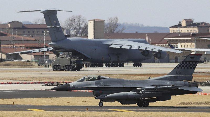 L'armée américaine ne déploiera aucun moyen militaire stratégique.