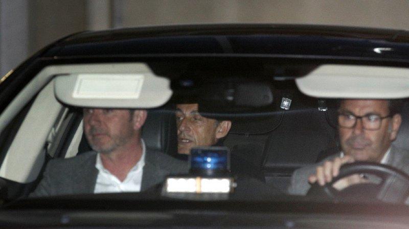 France: l'ancien président Nicolas Sarkozy est mis en examen dans l'affaire des fonds libyens de Kadhafi