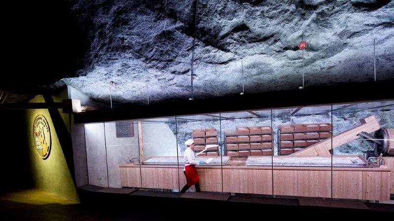 Liftées, les mines de sel de Bex (VD) veulent attirer plus de touristes