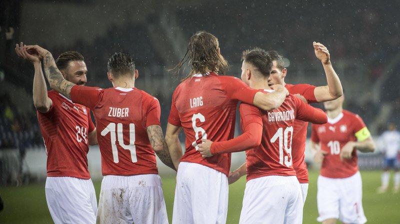 L'équipe de Suisse pointe au 6e rang du classement FIFA.