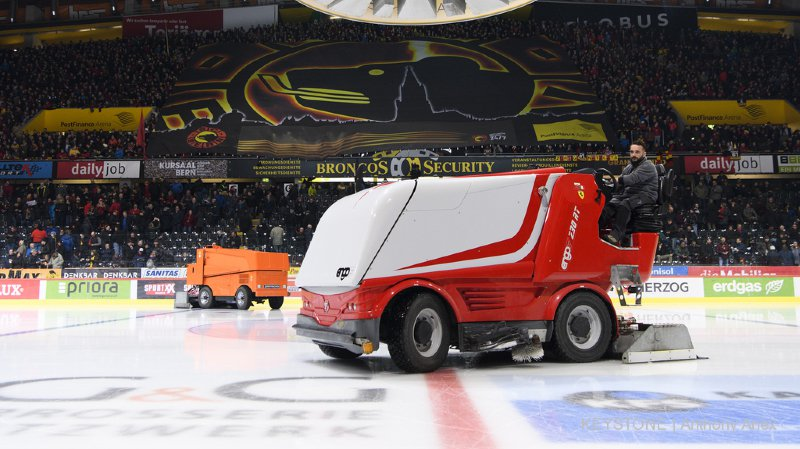 Sion 2026: la ville de Berne prête à accueillir le tournoi de hockey sur glace