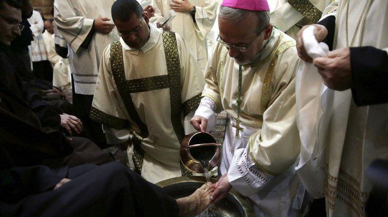 """""""Chacun a l'opportunité de changer de vie et ne doit pas être jugé"""", a souligné le pape, notant qu'il se considère lui-même comme """"un pêcheur""""."""