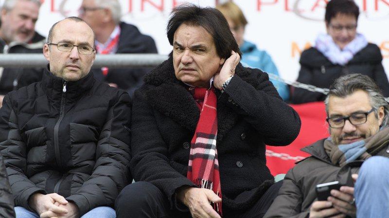 Christian Constantin et le FC Sion risquent gros.
