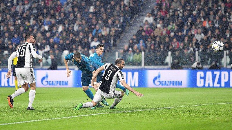 Football – Ligue des Champions: le Real Madrid bat la Juventus 3 à 0