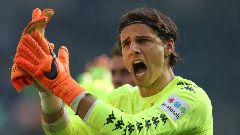 Football: mauvaises performances de Yann Sommer, but de Drmic contre le Bayern