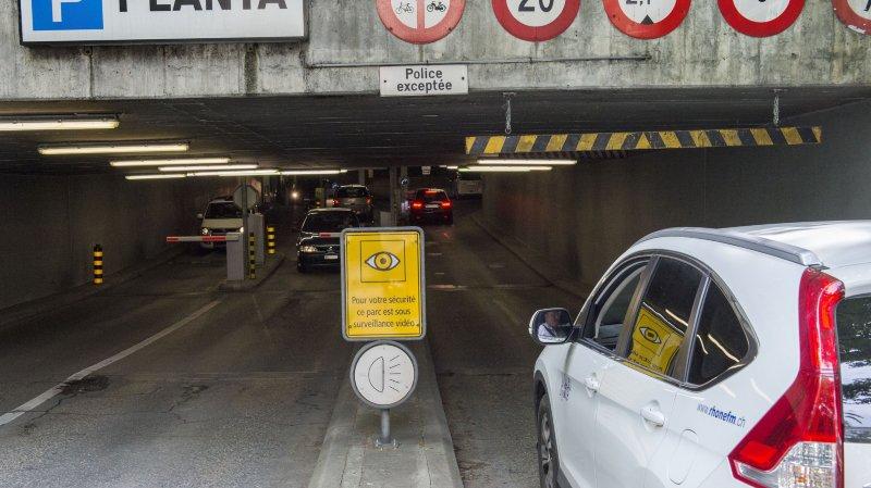 Le parking de la Planta sera notamment fermé durant quelques jours.
